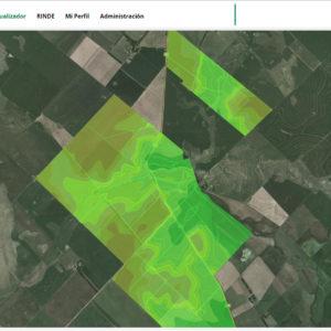 Imagen satelite aplicacion PUMA