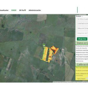 Puma Rinde busqueda satelital Soja