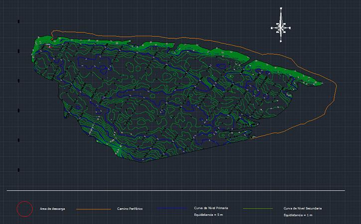 mapa altimetria surco fertil