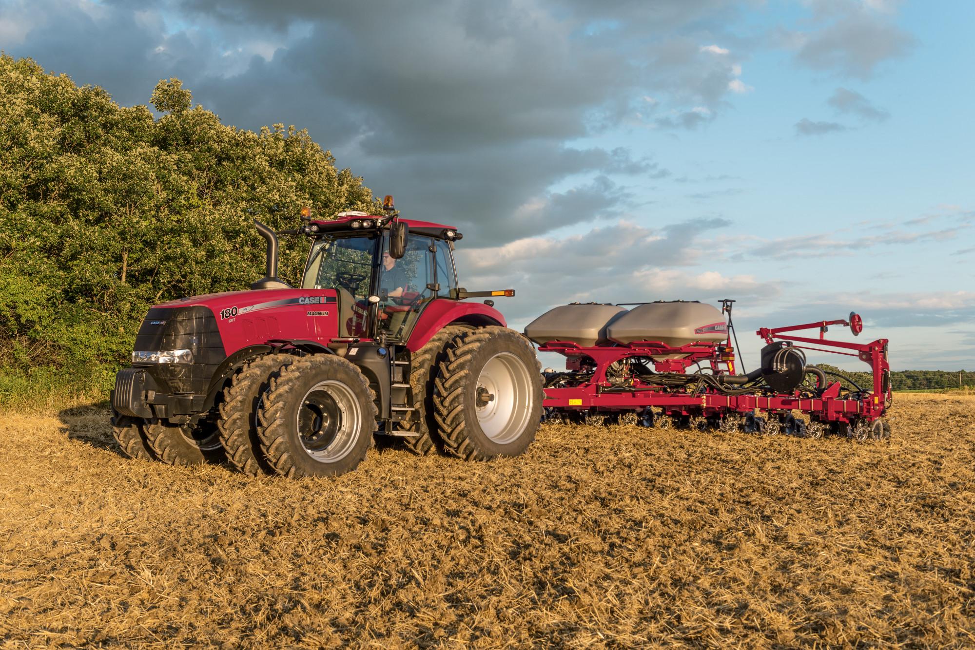 tractor autonomo magnum