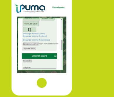 puma plataforma unica de monitoreo agricola
